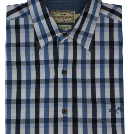 Logan Aslam Short Sleeve Shirt