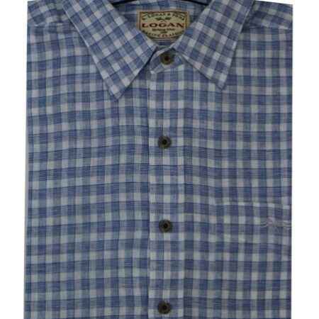 Logan Kibiko Short Sleeve Shirt
