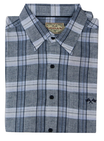 Logan Hector Short Sleeve Shirt